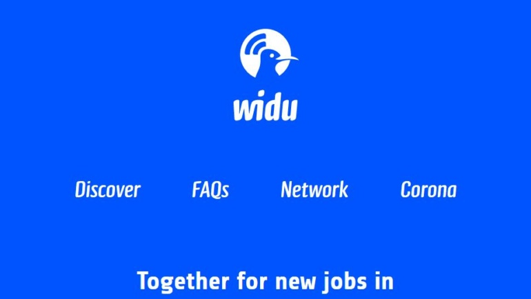 Présentation de la plateforme Widu.Africa